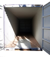 40ft Container with Doors on Both Ends