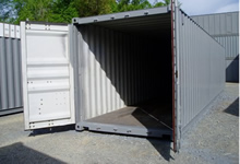 Mobile Container doors